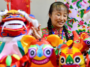 Intangible Cultural Heritage Exhibition held in Jinan