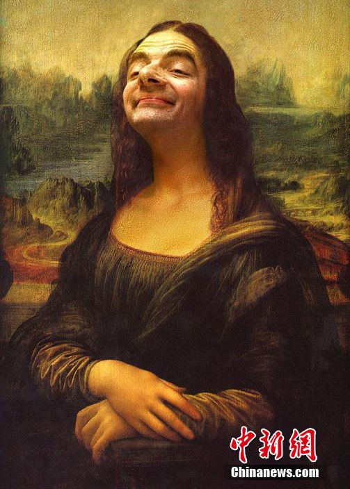 Famous Picture Quotes: Mr Bean In Famous Paintings