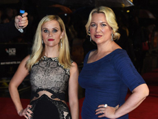 Reese Witherspoon attends London Film Festival screening of 'Wild'