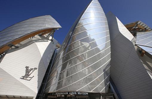 Louis Vuitton Foundation museum set to open