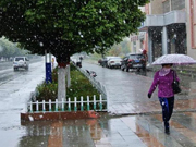 Significant temperature drop in northern areas in China