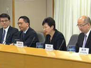 HK gov't to send new report to Beijing