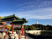 Blue skies return to the Chinese capital