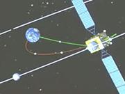 Experimental orbiter prepares for home trip