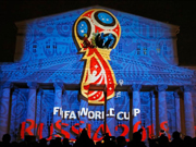 Russia unveils logo for 2018 World Cup
