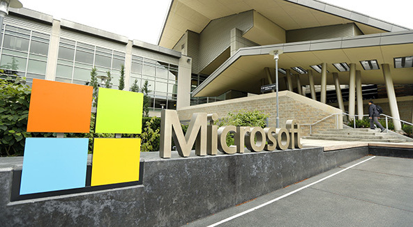 Microsoft, one of the 'Top 10 most profitable companies in the world' by China.org.cn.