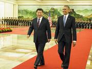 Xi Jinping, Barack Obama pledge peaceful co-existence