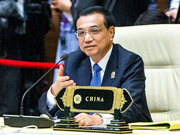Li calls for maintaining peace, stability of East Asia region
