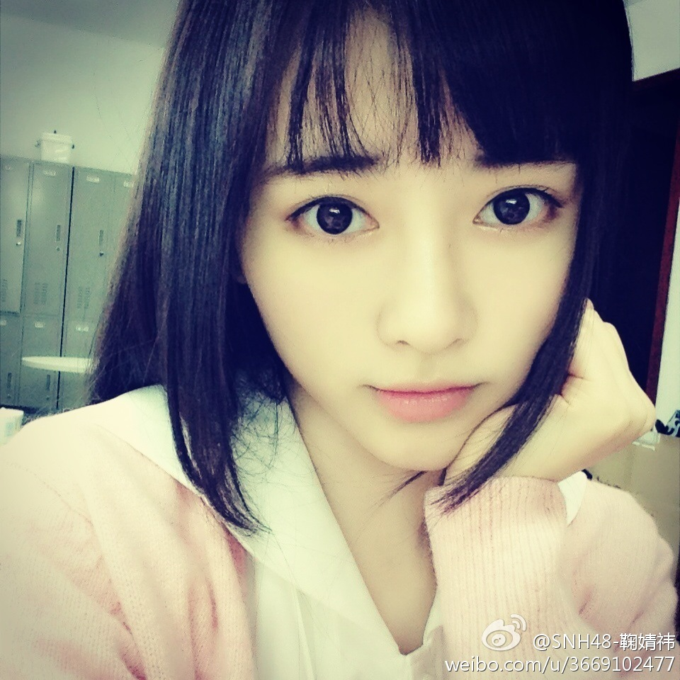 日媒评选中国第一美女 SNH48团员被赞4000年