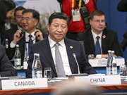 President Xi delivers speech on boosting world economy