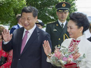 Xi: China-Australia ties have bright prospects