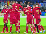 Spain to clash with Germany in Vigo