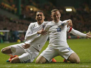 Two-goal Rooney leads England to win over Scotland