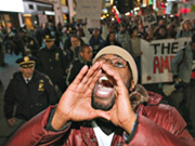 400 arrested as Ferguson protests spread to other US cities