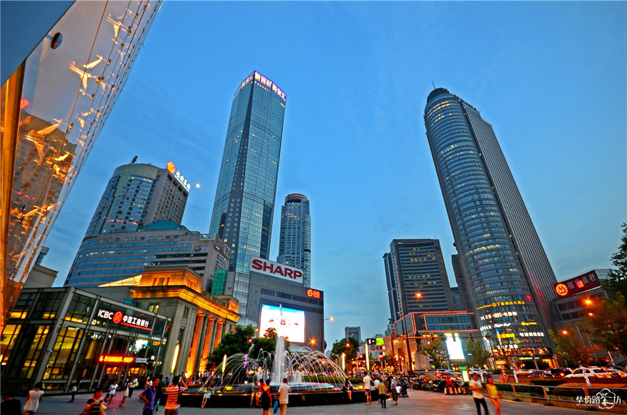 10 famous shopping streets in China - China.org.cn: www.china.org.cn/business/2014-12/16/content_34328263_3.htm