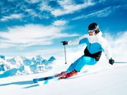 Skiing gains traction in China's winter sports