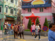 Macao's public housing and direct payments to balance income gap