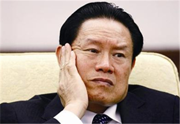 Zhou Yongkang arrested, expelled from CPC