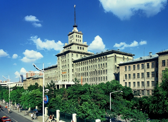 Harbin Institute of Technology, one of the 'Top 20 Chinese universities 2015' by China.org.cn