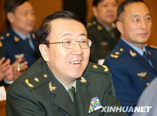 Fan Changmi, deputy political commissar of the Lanzhou Military Area Command.[File photo]