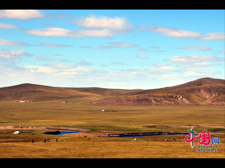 Hulunbuir Grassland, most unsullied grasslands in China ...
