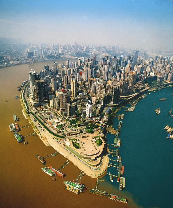 Chongqing, one of the 'Top 10 most livable cities on the Chinese mainland' by China.org.cn.