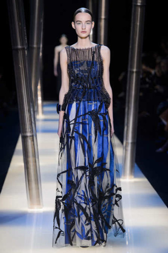 Giorgio Armani Evening Dresses Long