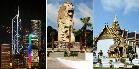 Top 10 most-visited cities in the world 2014