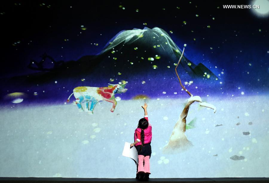 3d outer space expo opens in taipei for 3d outer space