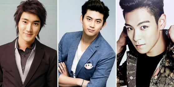 Top 10 most handsome faces in Asia 2014