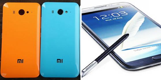 Top 9 smartphone sellers in China in 2014