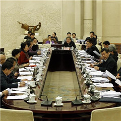 Law Committee of 12th NPC deliberates on draft revision to Legislation Law