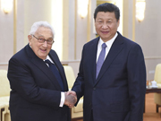 Xi Jinping: China to join hands with US to boost ties