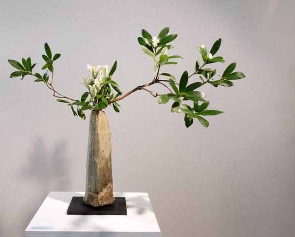 Reviving traditional Japanese flower art