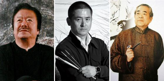 Top 10 best-selling living Chinese artists in 2014