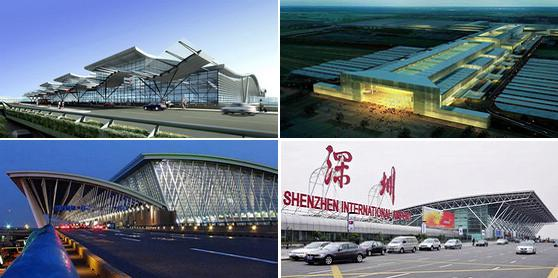 Top 10 worst airports for on-time departures