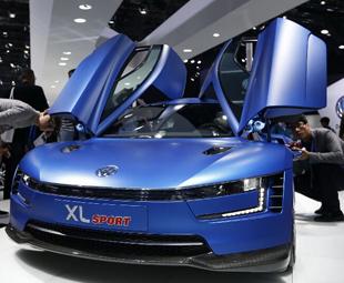 Auto Shanghai 2015 show kicks off