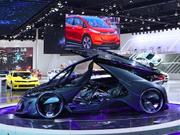 2015 Shanghai Auto Show shifts into high gear