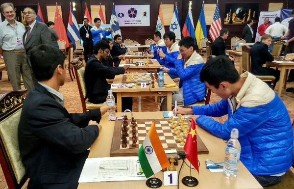 India can win medal in World Team Chess Championship
