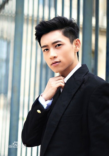 Wei Chen, one of the 'Top 10 young-faced male celebrities in China' by China.org.cn.