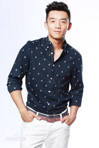 Zheng Kai, one of the 'Top 10 young-faced male celebrities in China' by China.org.cn.