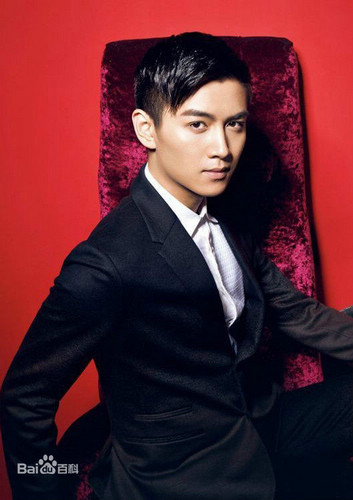 Chen Xiao, one of the 'Top 10 young-faced male celebrities in China' by China.org.cn.
