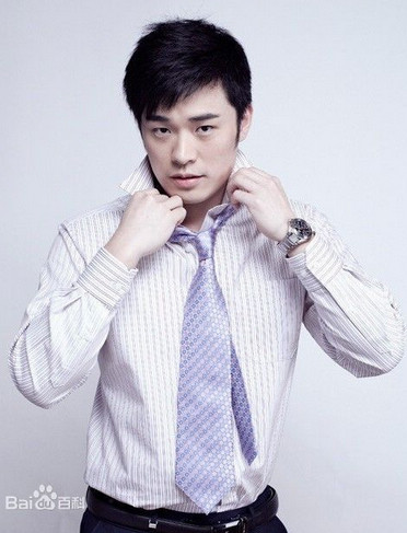 Chen He, one of the 'Top 10 young-faced male celebrities in China' by China.org.cn.