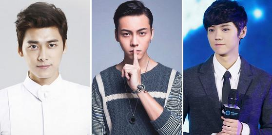 Top 10 young-faced male celebrities in China