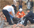 2 dead after a long wall collapsed