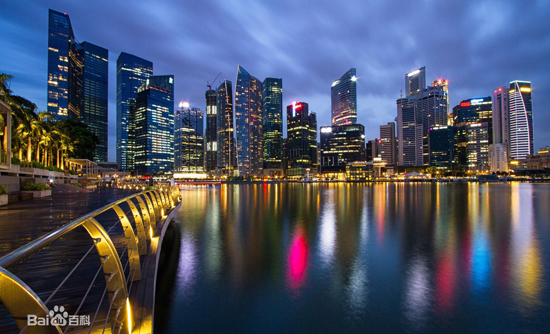 Singapore, one of the 'top 10 investor countries and regions in 2014' by China.org.cn.
