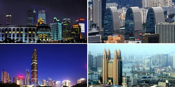 Top 10 most attractive Chinese cities for expats
