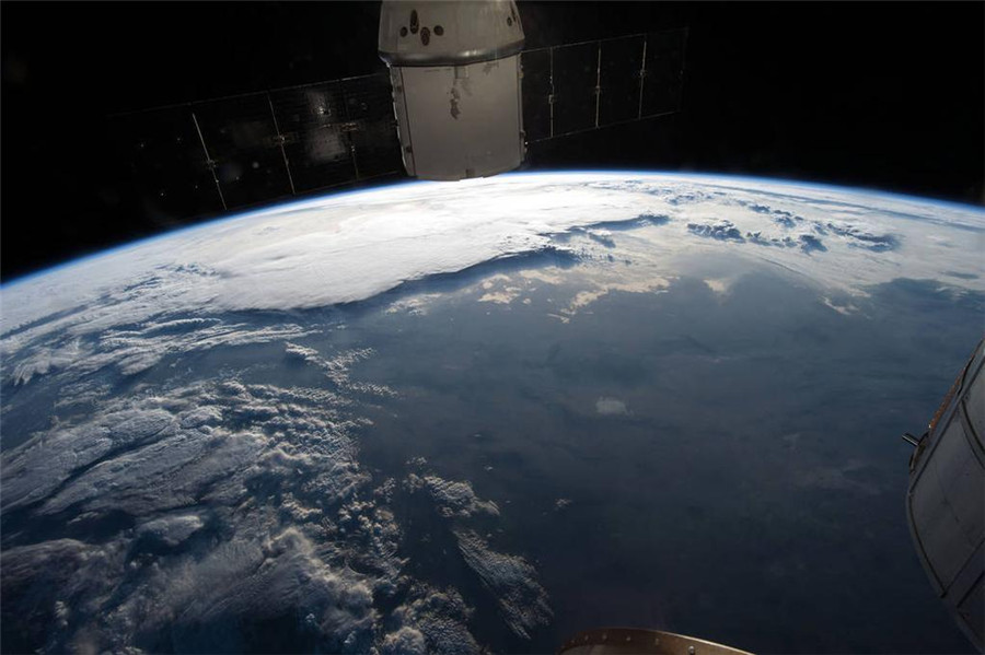 Our Earth seen from space station - China.org.cn