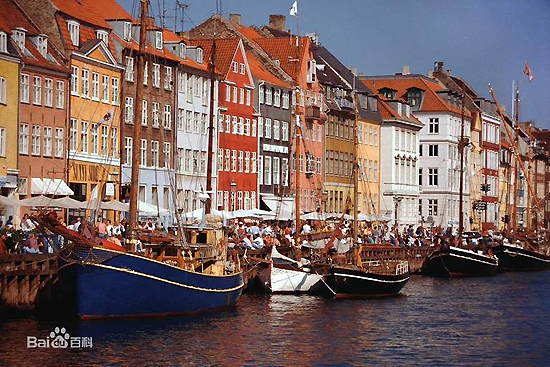 Denmark, one of the 'top 10 most competitive economies in the world' by China.org.cn.