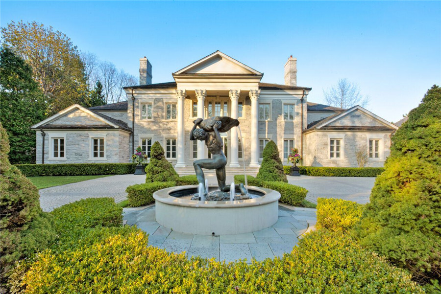 Top 10 luxury real estate markets in the world for Best homes in the world